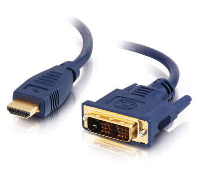 2m Velocity™ HDMI™ to DVI-D™ Digital Video Cable - 40320