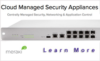 Meraki Cloud Managed Security