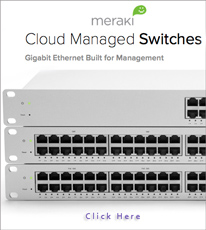 Meraki Cloud Manged Switches