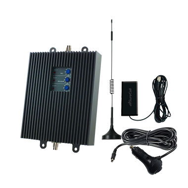 SureCall TriFlex2Go-A 50db Vehicle Repeater Kit